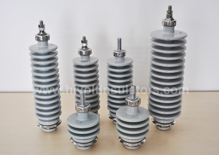 Porcelain Insulators-Capacitor Bushing Insulators