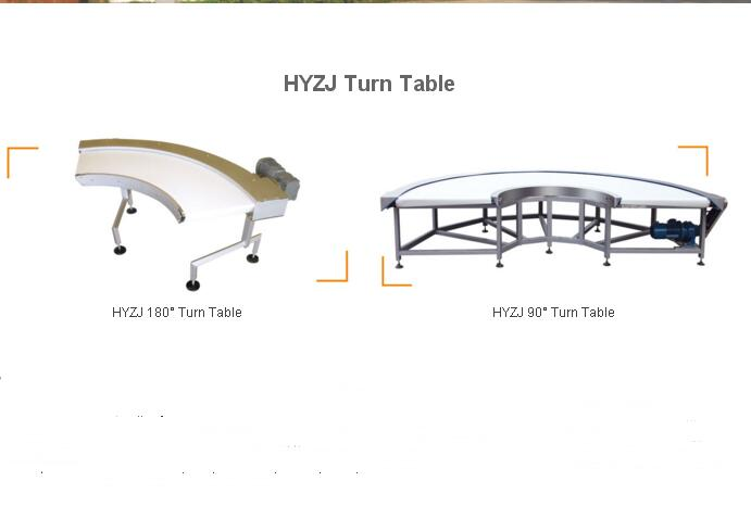 HYZJ Turn Table
