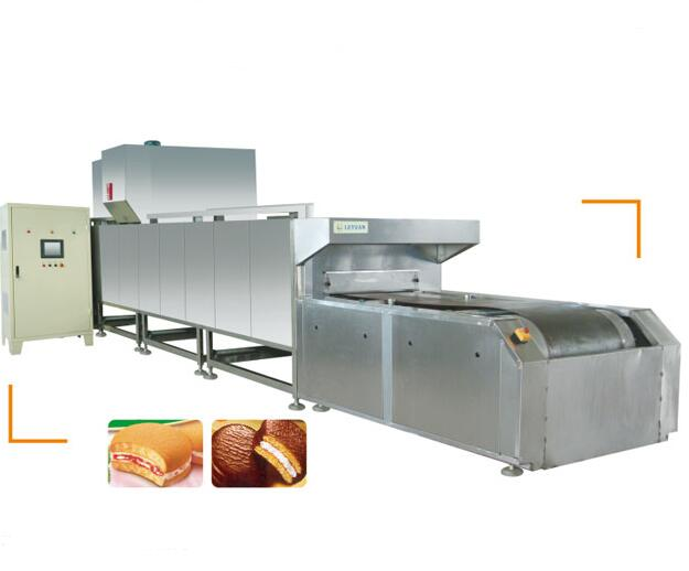HY TSL Tunnel Drying Oven