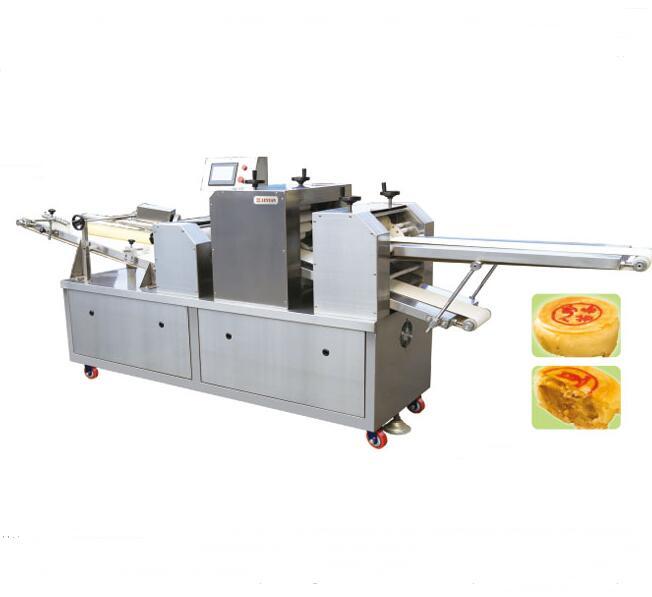 HYSYBJ-50 Type Crisp Moon Cake Production Line