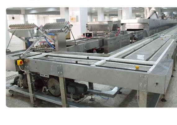 HYPXPD-800 Type Auto Cake Production Line