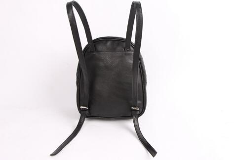 WHOLESALE CASUAL PU LEATHER LADY TRAVELLING BACKPACK BAG