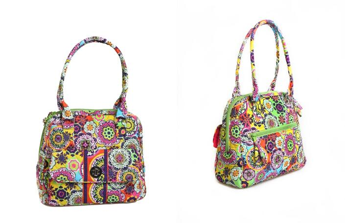 CHINESE WHOLESALE PRICE MULTI COLOR FASHION COTTON WOMEN HANDBAG