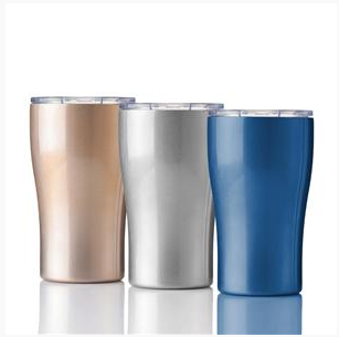 EVERICH 25712 D/W Stainless Steel Vacuum Insulated Beer Cup Thermos Mug