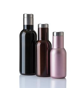 EVERICH 12P01 D/W Stainless Steel Vacuum Insulated Bottle Wine Cup