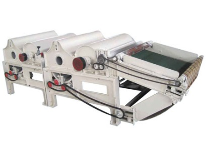 Two Roller Textile Waste Cleaning Machine