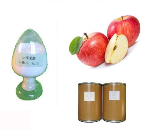 High quality pure L-malic acid price 97-67-6