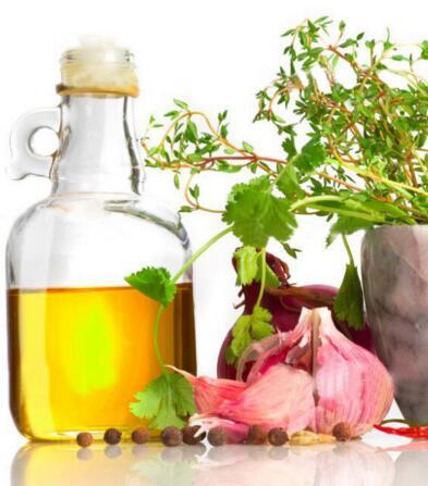 Pure Bulk Garlic Oil Min 50% Allicin For Food Additive