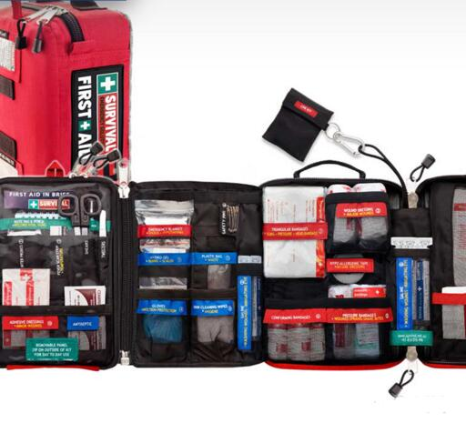 Wholesale Factory Price High Quality Outdoor First Aid Survival Emergency Survival Kit