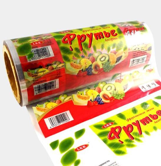 PET/VMPET/PE Food Packaging Film