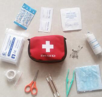 2018 Amazon Best Seller Outdoor Camping First Aid Kit Survival Gear Kit with Medical Equipment