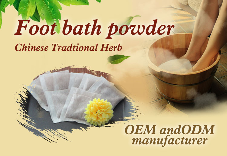 Hot selling Made in China foot bath powder for sale