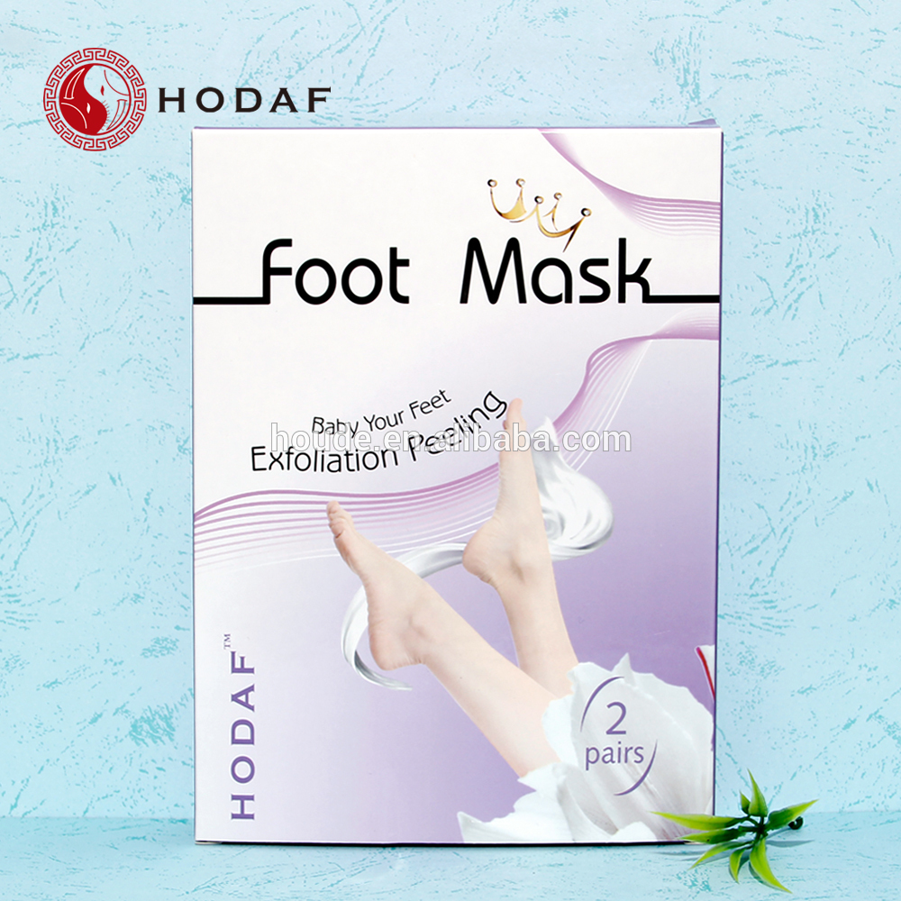 OEM/ODM Moisturizing Foot Mask For Foot Care Anti Chapping Nourishing Tender Foot for sale