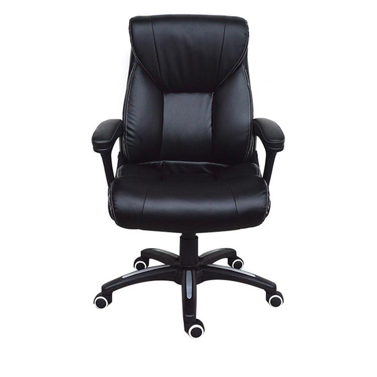 Wahson Office Sex Black PU Leather Swivel Boss Chair Executive sale