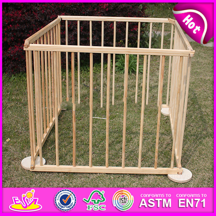 2015 hot outlets wooden playpen baby ,High quality baby safety playpen For Sale