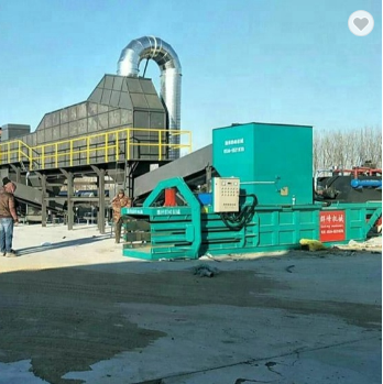 Municipal solid waste management sorting equipment for sale