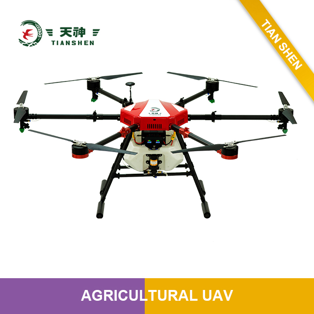 Hot sale gyroplane for agriculture 15kg payload with six rotor for sale