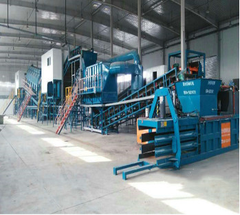 MSW sorting waste machine for sale