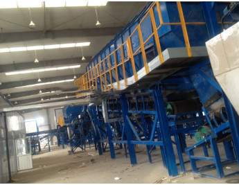 Municipal Waste Sorting system for sale