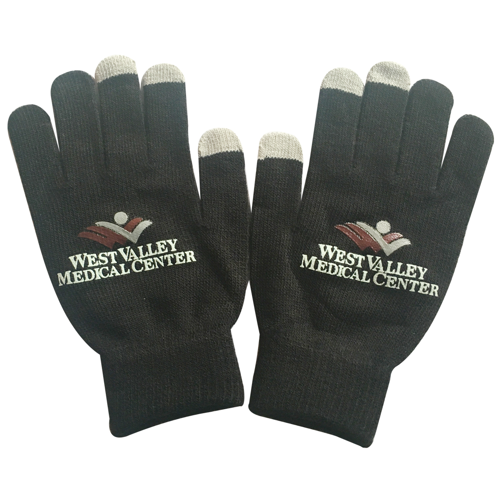 Winter Custom Sports Cycling Touch Screen Gloves for sale