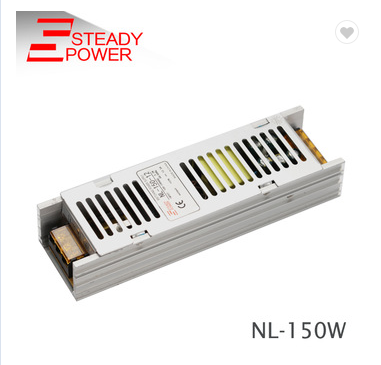 AC DC 12v 12.5a 150w ultra-thin switching mode power supply for LED Strip ,LED display for sell