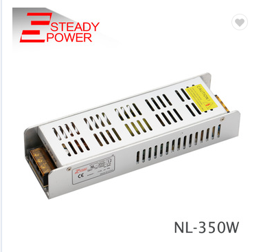 Ultra Thin smps NL-350-12 29A ac dc power supply 350w led driver 12v for sell