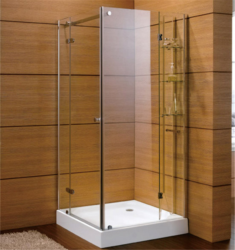 Folding Glass Door Shower Doors Shower Enclosure for Bathrooms For Sale