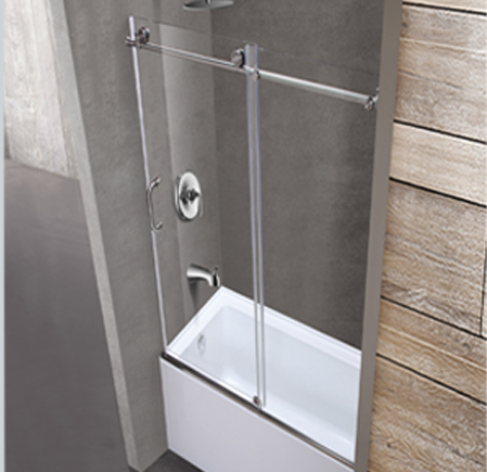 Quality corner shower enclosure kits for sale