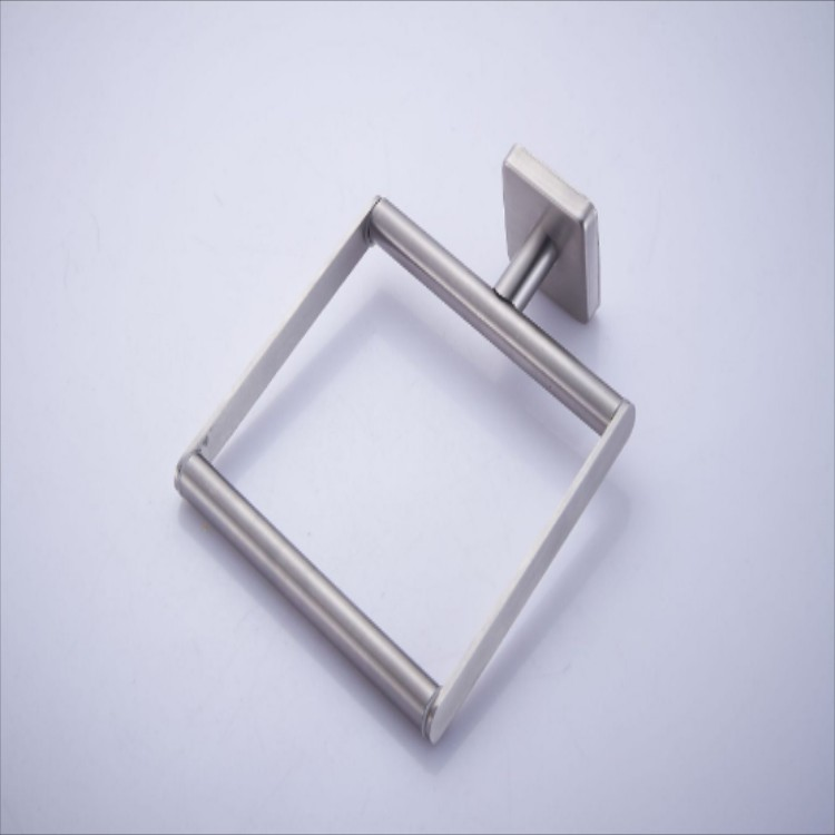Zinc alloy towel ring for bathroom accessories for sale