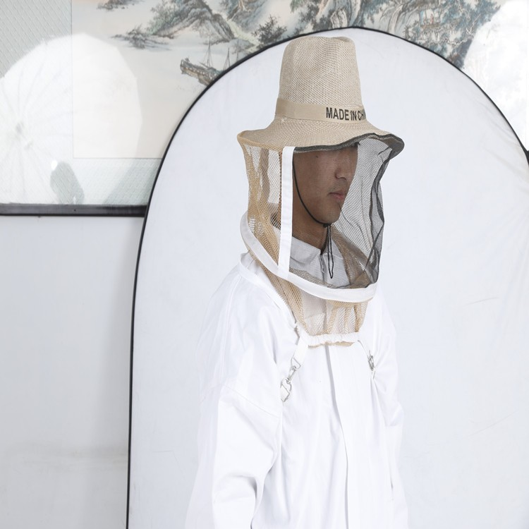 Bee protective hat beekeeper hat for sale