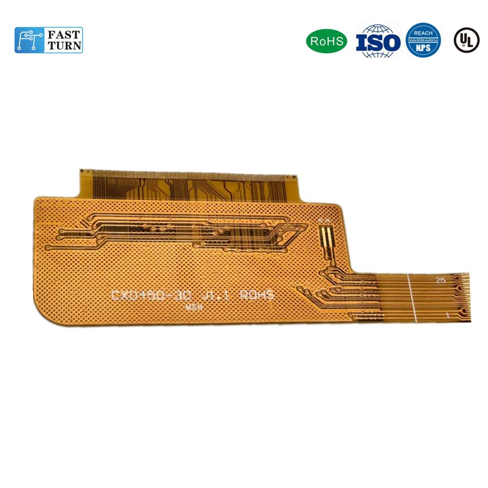 Prototype flex pcb circuit manufacturer for sale