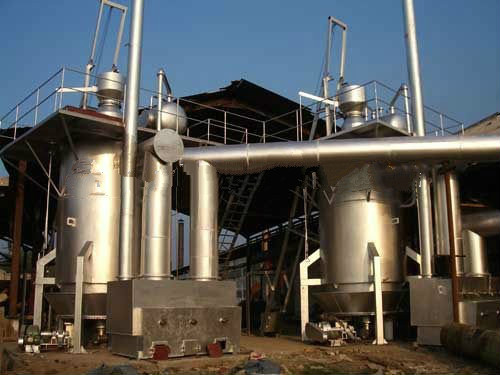 2013 the Latest Environmental Protection Small Biomass Gasifier sale
