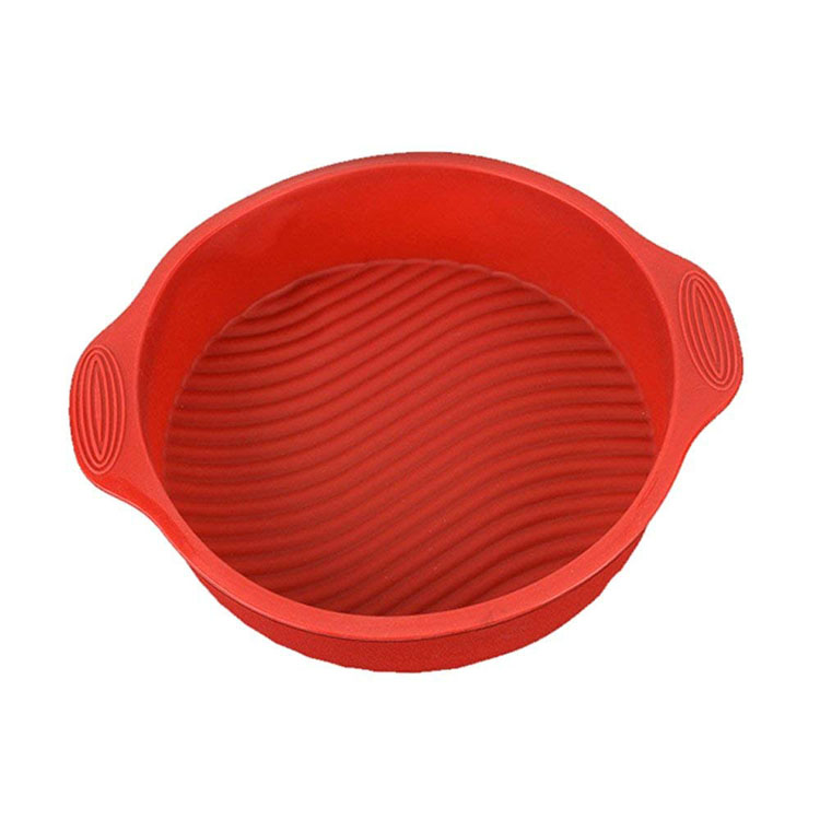 Pastry tools 9 inches silicone cake mould toast loft pan sale