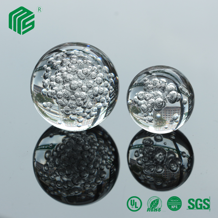 Injection pmma clear colored Acrylic beads for sale