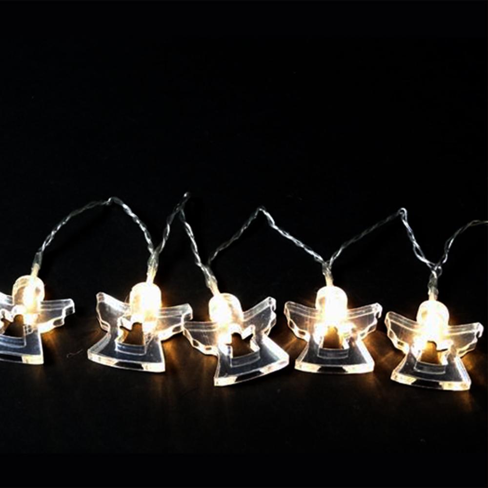 Christmas Supply String Ornament Mirror Glass