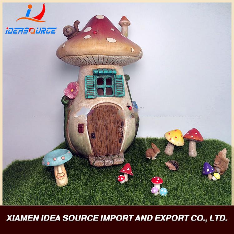 High Quality Resin Crafts Miniature Garden Decoration Kits sale