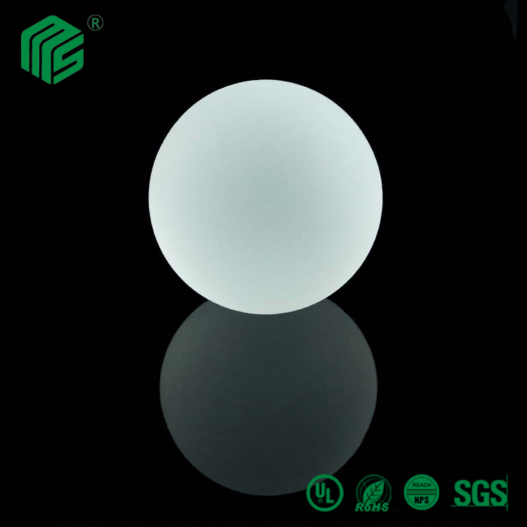 iridescent plastic balls faceted clear acrylic ball for sale