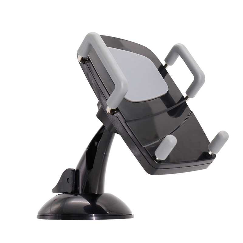2 in 1 Windshield Dashboard Phone Mount Holder for 3.5-6 inches Cell Phones for sale