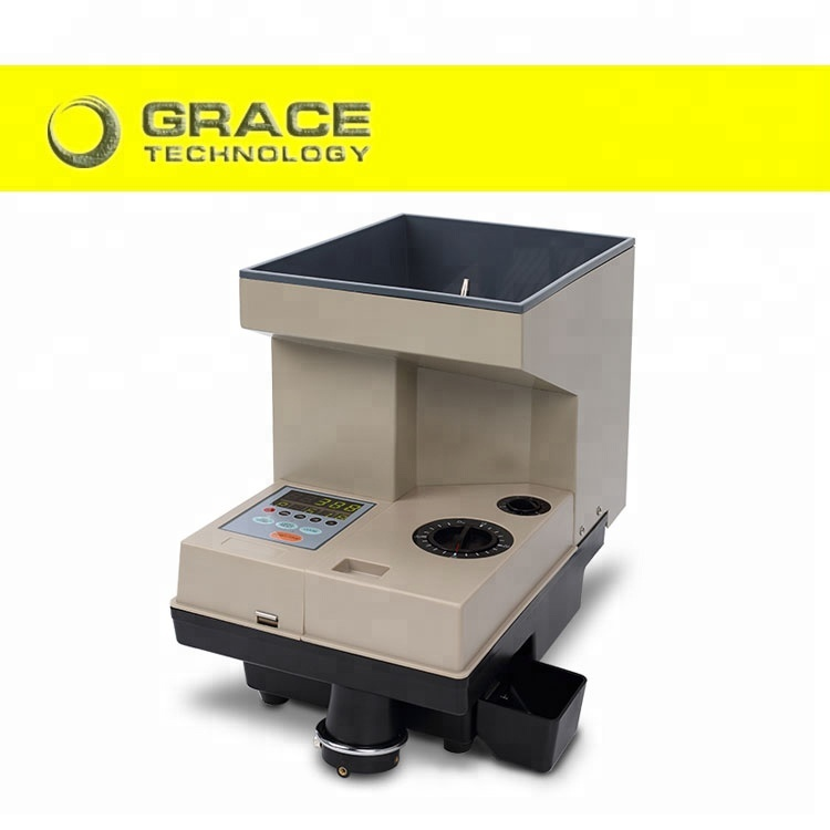 CE certificate High Capacity Euro Coin Counting Machine for sale