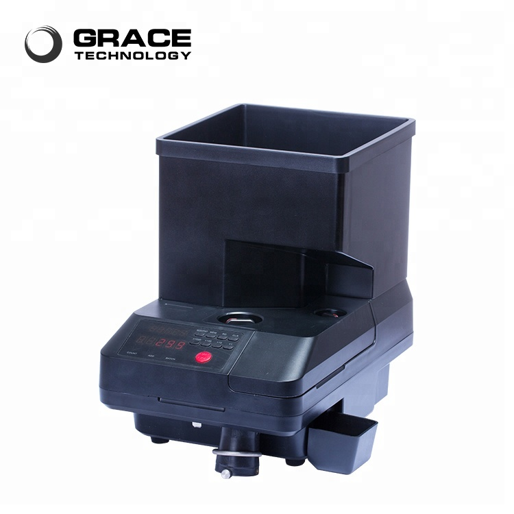 High Speed Coin Counter and Coin Sorting Machine for sale
