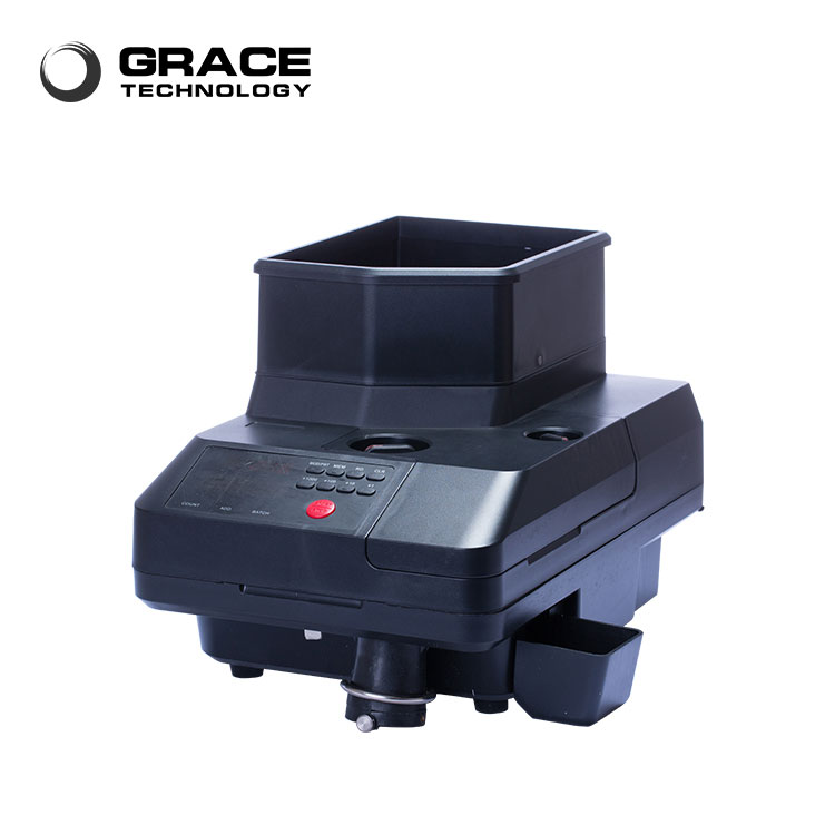 High Speed black Durable heavy-duty manual Coin Counter sorter for sale