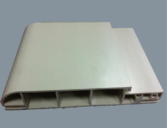 PVC plastic door frame for sale