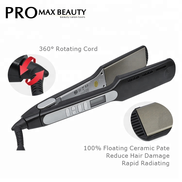 Private Label MCH Titanium Hair Straightener For Keratin for sale