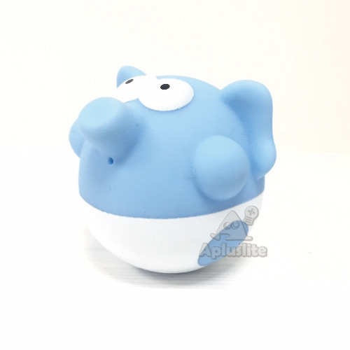 Unique Design Animal Shape Bathtime Squirt Vinyl Baby Bath Toy