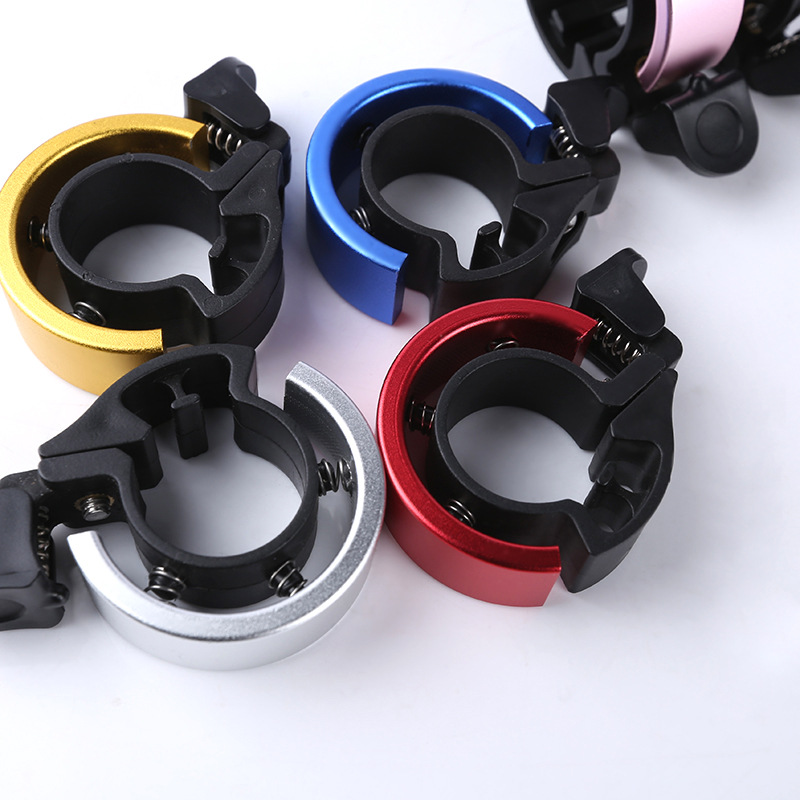 Meetee BAC-27 Aluminum Alloy Novelty Bicycle Bells