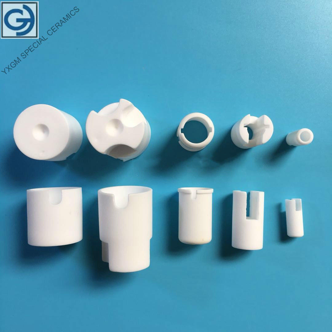 95% Alumina Ceramic Insulator for different electrical equipments for sale