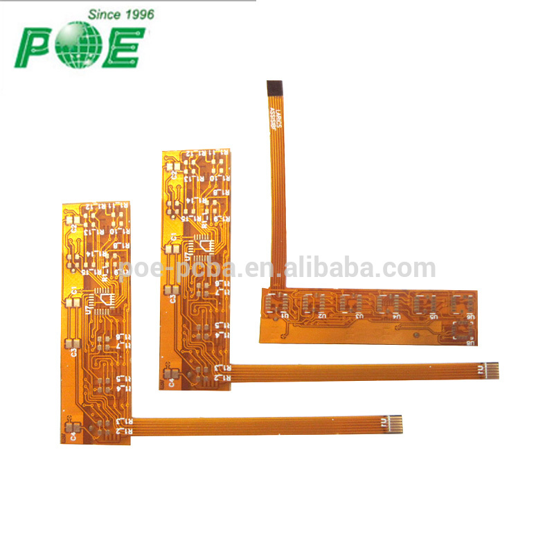 Polyimide PCB FPC Flexible PCB for Display for sale
