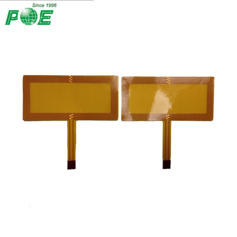 Immersion gold 2 layer PCB board flexible PCB FPCB for sale