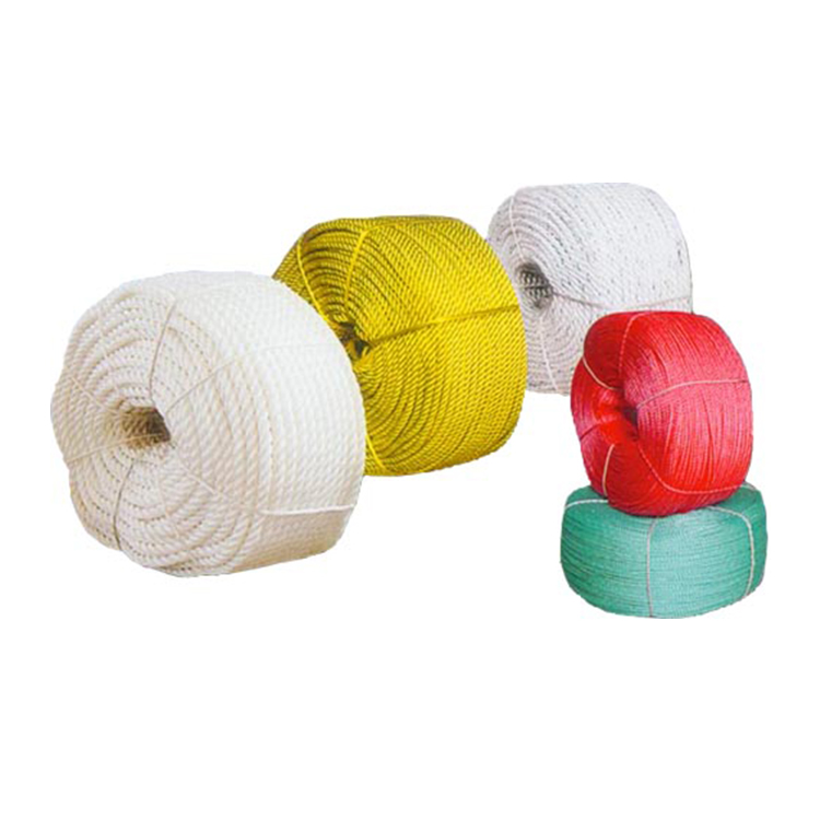 wholesale 10mm X 400mtrs/coil pe fishing rope for sale