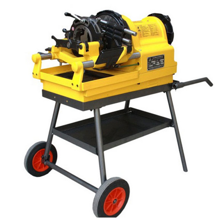 DELIXI DLX100D Plumbing Tools 4 in. pipe threader machine portable electric for sale